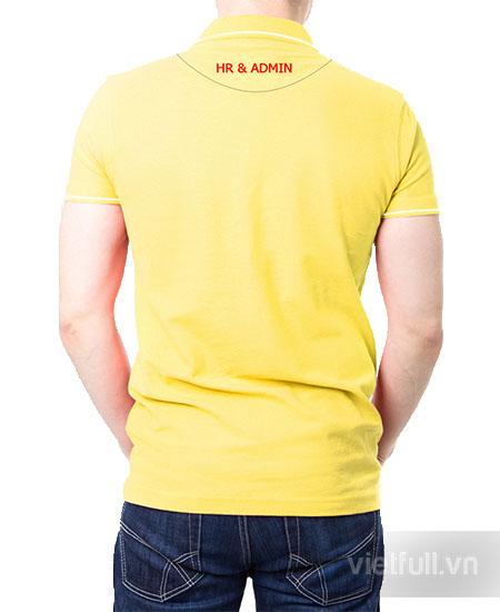 Áo thun quảng cáo hr & admin