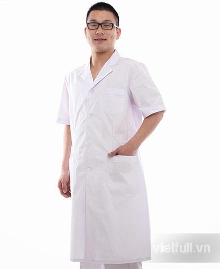 Áo blouse cho bác sĩ