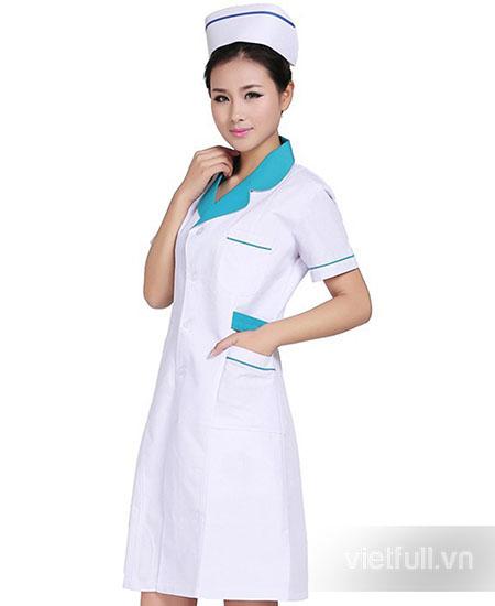 Đồng phục áo nữ y tá
