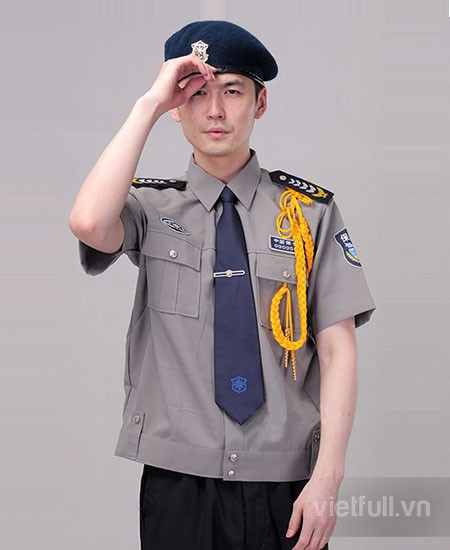 Đồng phục bảo vệ khách sạn