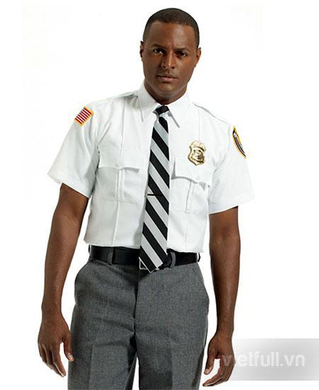Đồng phục nhân viên bảo vệ