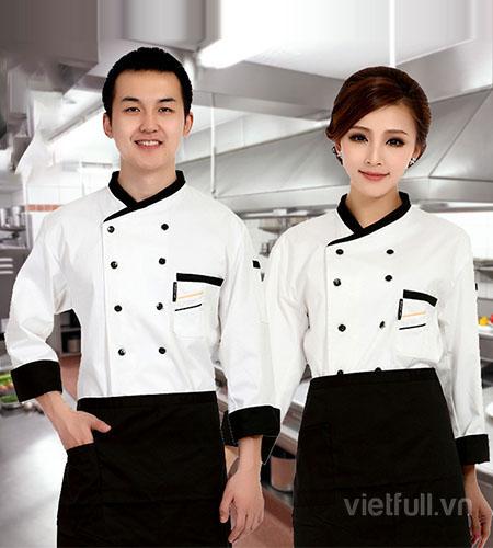 Đồng phục bếp khách sạn