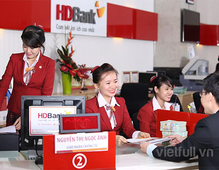 Đồng phục ngân hàng HDBank