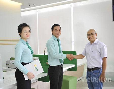 Đồng phục ngân hàng Phương Đông