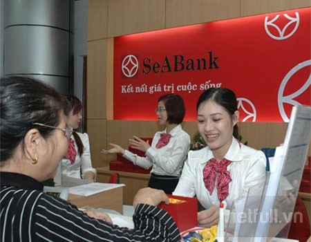 Đồng phục ngân hàng seabank