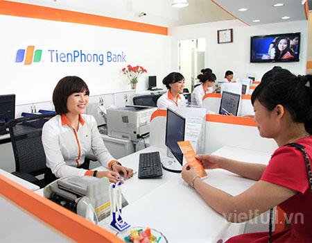 Đồng phục ngân hàng Tiền Phong