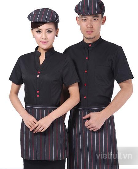 Đồng phục phục vụ nhà hàng