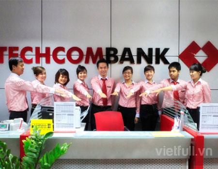 Đồng phục ngân hàng Teckcombank