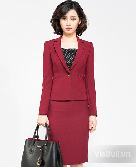 Đồng phục vest nữ đẹp