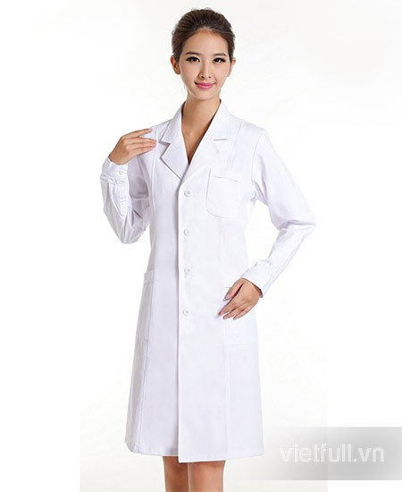 Đồng phục y tá đẹp sang trọng