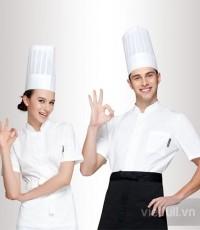 Mẫu đồng phục bếp