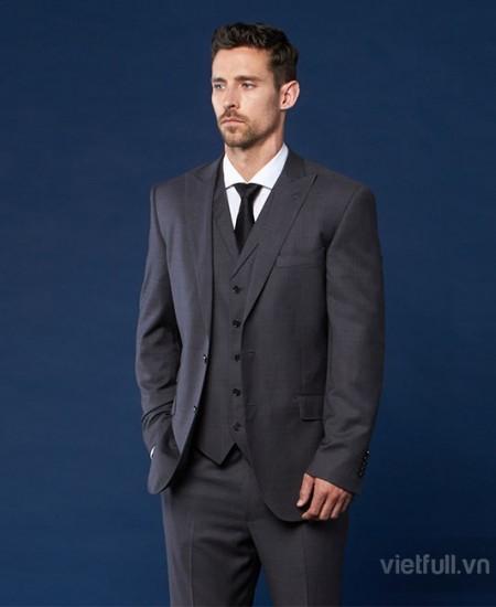 Mẫu vest đồng phục quản lý