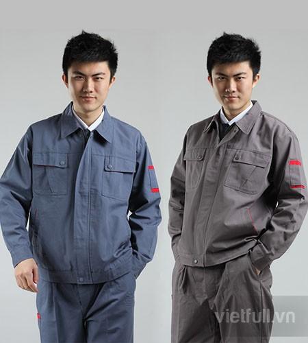 May đồng phục bảo hộ lao động