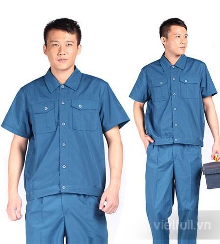 May quần áo bảo hộ lao động