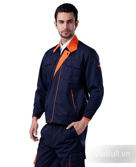 Quần áo bảo hộ lao động tại hcm