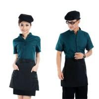 Mẫu áo đồng phục quán cafe đẹp và nổi bật theo phong cách