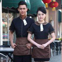 Đồng phục phục vụ có ý nghĩa thế nào đến quán cafe?