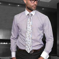 Cánh mày râu có biết cách chọn cổ áo sơ mi phù hợp ?