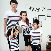 Siêu đáng yêu với mẫu áo đồng phục gia đình