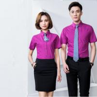 Một số mẫu áo đồng phục văn phòng đẹp, thanh lịch