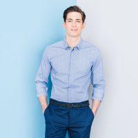 Mách bạn lựa chọn chất liệu vải may áo đồng phục công sở nam đẹp
